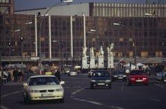 Palast der Republik stockbild