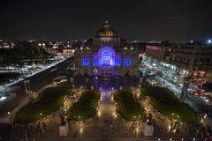 Palast der schönen Künste Lizenzfreie Stockfotos