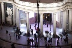 Palast der schönen Künste Stockfotografie