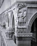 Palast des Doges stockbilder
