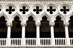 Palast des Doges, Venedig stockfoto