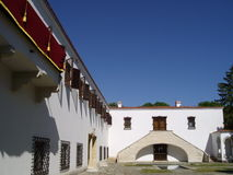 Palast des historischen Gebäudes Lizenzfreie Stockbilder