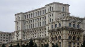 Palast des Parlaments Lizenzfreie Stockfotos
