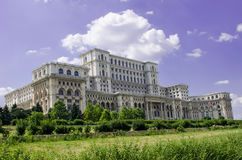 Palast des Parlaments Stockbilder