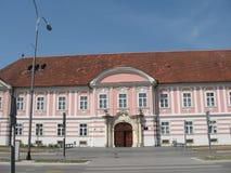 Palast Erdedy Lizenzfreie Stockfotografie