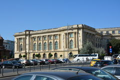 Palast of the former kingdom Romania, Bucharest Stock Photography