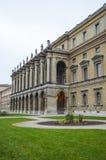 Palast im Hofgarten-Garten Lizenzfreies Stockfoto
