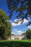 Palast im zywiec Polen stockfotos