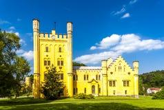 Palast Nectiny Lizenzfreie Stockbilder