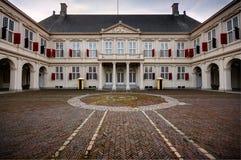 Palast Noordeinde, Den Haag Lizenzfreies Stockbild