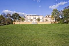 Palast in Ostromecko nahe Bydgoszcz Stockfotos