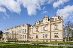 Palast in Ostromecko nahe Bydgoszcz Lizenzfreie Stockfotografie