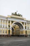 Palast-Quadrat Lizenzfreie Stockbilder