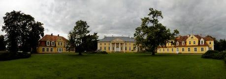 Palast in Racot Stockbild