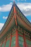 Palast in Südkorea Stockfotos