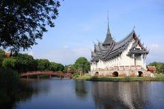 Palast Sanphet Prasat, alte Stadt, Bangkok, thailändisch Stockfotos