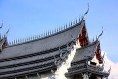Palast Sanphet Prasat, alte Stadt, Bangkok, thailändisch Stockbild