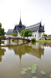 Palast Sanphet Prasat, alte Stadt, Bangkok, Thailand Stockfoto
