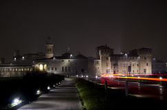 Palast Sans Giorgio Stockbild