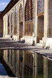 Palast in Shiraz Stockbild