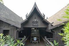 Palast Suan Pakkad in Bangkok Lizenzfreie Stockfotos