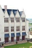 Palast verärgert herein Schloss, Frankreich stockbild