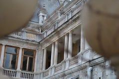 Palast von Alexander III. Lizenzfreies Stockbild