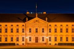 Palast von Bellevue Stockbild
