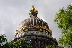 Palast von Gerechtigkeit Brüssel Stockfotos