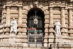Palast von Gerechtigkeit in Rom, Italien Stockfoto
