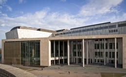 Palast von Künsten Lizenzfreie Stockfotos