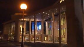 Palast von Künsten stock video footage