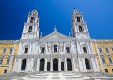 Palast von Mafra, Portugal Lizenzfreie Stockfotos