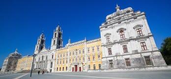 Palast von Mafra, Portugal Lizenzfreie Stockbilder