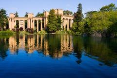 Palast von schönen Künsten lizenzfreies stockbild