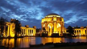 Palast von schönen Künsten Stockfotografie