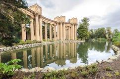 Palast von schönen Künsten, San Francisco Lizenzfreies Stockfoto