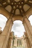 Palast von schönen Künsten, San Francisco Lizenzfreie Stockfotos