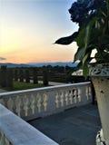 Palast von Venaria, königlicher Garten Lizenzfreies Stockbild