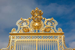 Palast von Versailles Stockbild