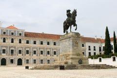 Palast von Vila Vicosa stockfotografie