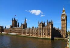 Palast von Westminster Lizenzfreie Stockfotos