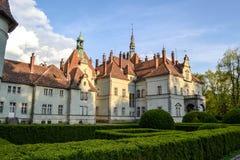 Palast von Zählungen Lizenzfreie Stockbilder