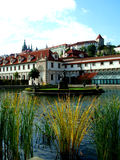 Palast Waldstein2 Stockbild