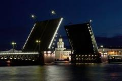 Palastbrücke Stockfotografie