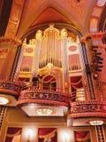 Palasttheater-Halleninnenraum Lizenzfreie Stockbilder