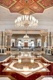 Palatial Interior Royalty Free Stock Image