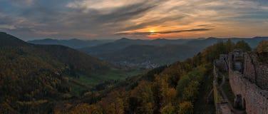 Palatinate Forest Stock Photo