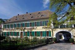 Palatinate Winery Stock Photography
