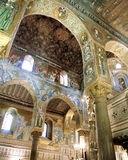Palatine Chapel in Palermo, Italy Royalty Free Stock Image